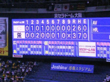 2007.3.31京セラドーム