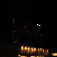 ヒルトン27階から夜景を!
